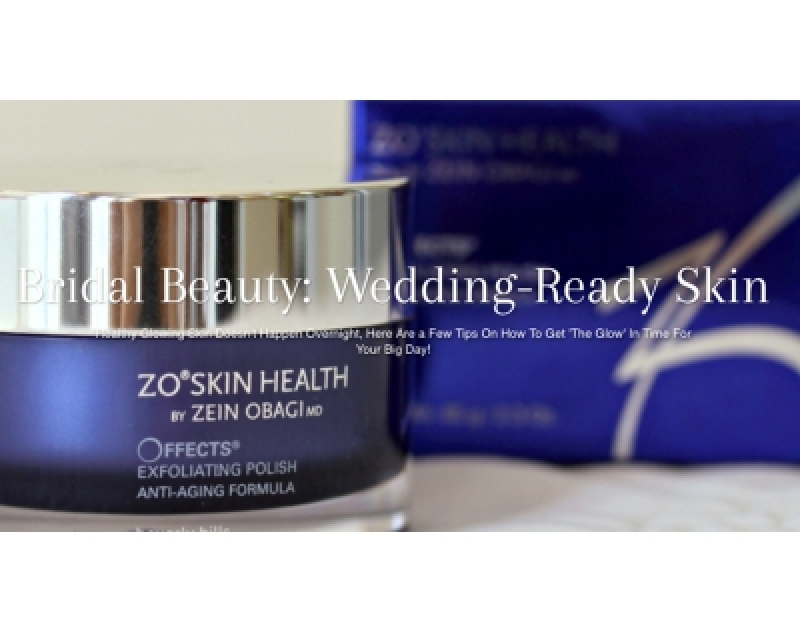 Bridal Beauty Wedding Ready Skin