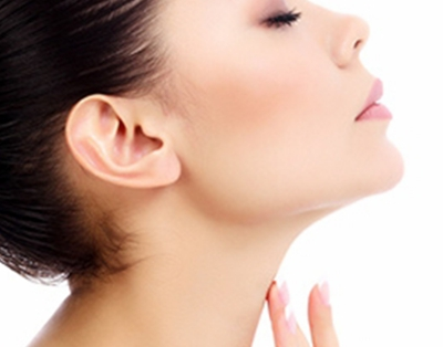 Chin up, there's a solution for sagging skin, necks and jowls!